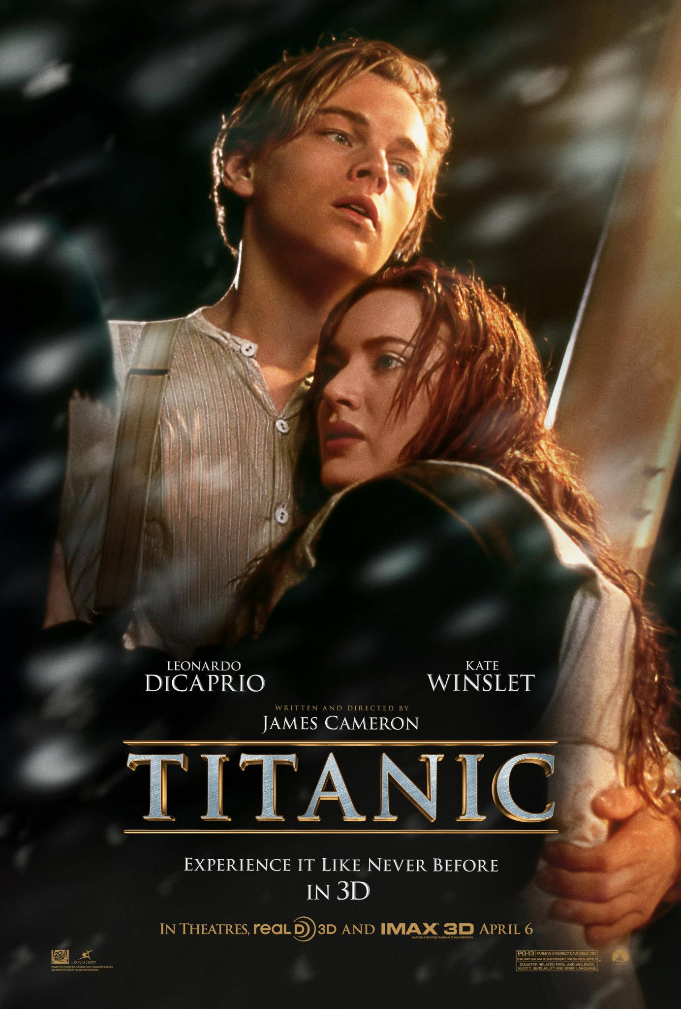 titanic film essays