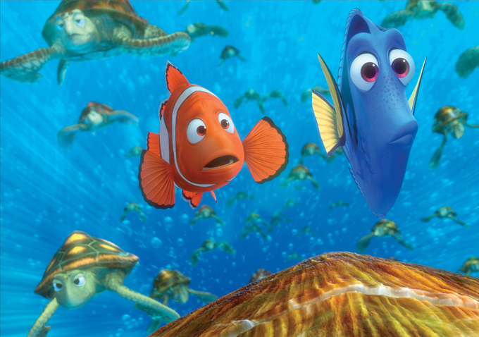 finding nemo essays Free essay: it is noticeable in a couple scenes from the movie the first is on nemo's first day of school after nemo and marlin are all ready to leave.
