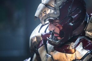 Robert Downey, Jr. in Iron Man 3