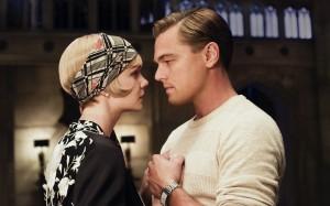 Carey Mulligan & Leonardo DiCaprio in The Great Gatsby (2013)