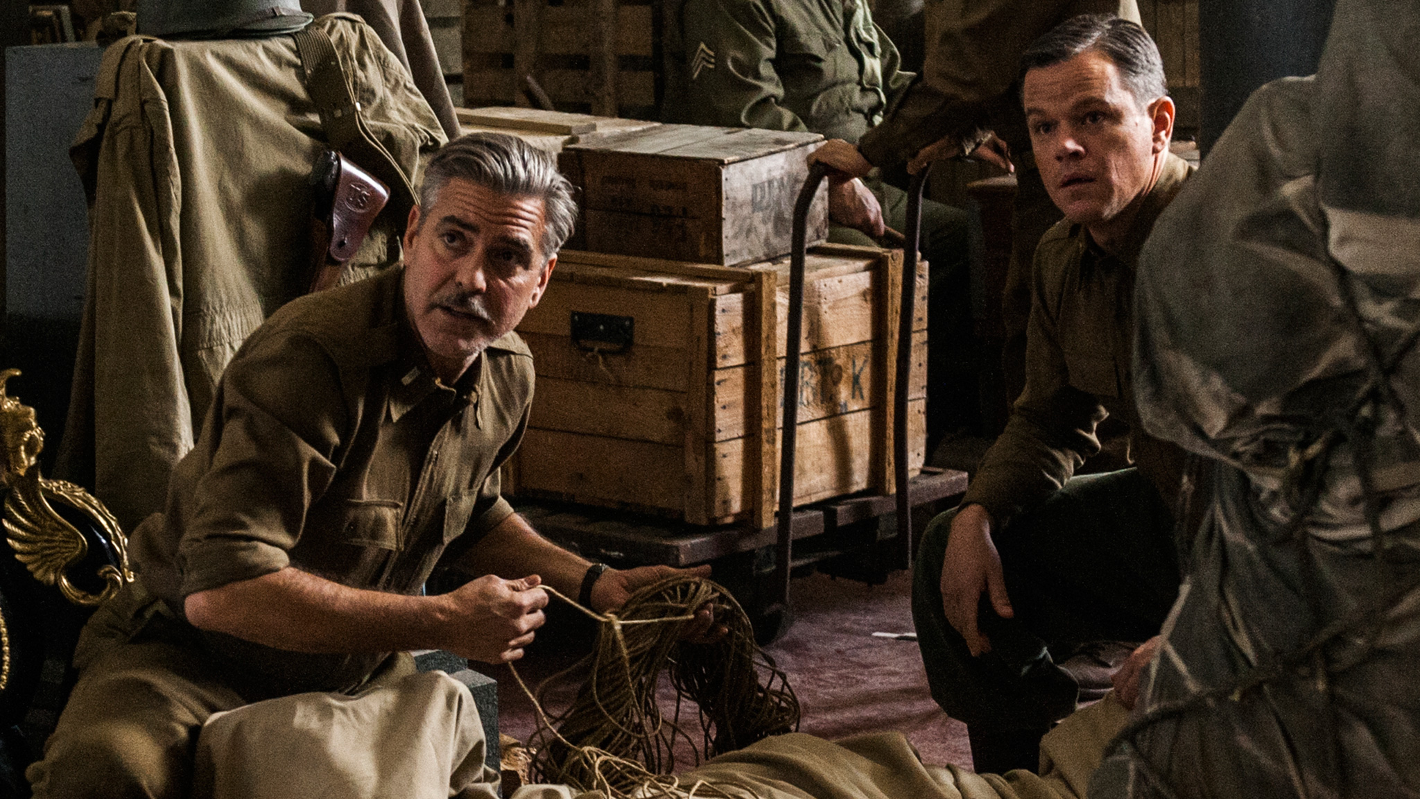 The Monuments Men | Ch...
