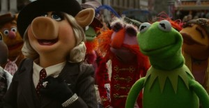 Steve Whitmire and Eric Jacobson in Muppets Most Wanted