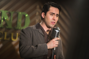 John Lloyd Young in Jersey Boys