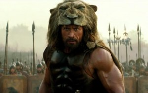 "Dwayne ""The Rock"" Johnson in Hercules"