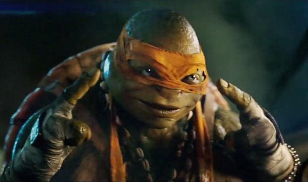 teenage mutant ninja turtles 2014 chasing cinema