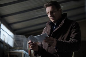 "Liam Neeson in ""A Walk Among the Tombstones"""