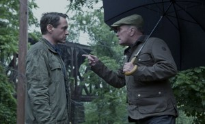 "Robert Downey, Jr. and Robert Duvall in ""The Judge"""