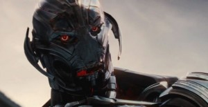 James Spader as Ultron in The Avengers: Age of Ultron