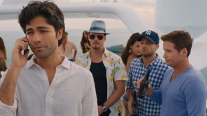 Adrian Grenier, Kevin Dillion, Jerry Ferrara, and Kevin Connolly in Entourage