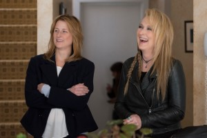 Mamie Gummer & Meryl Streep in Ricki and the Flash