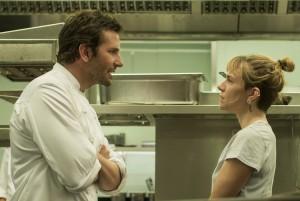 Bradley Cooper & Sienna Miller in Burnt