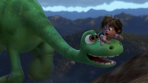 Arlo & Spot in The Good Dinosaur