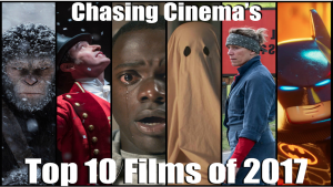 Top Ten Films of 2017