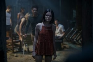 Lucy Hale in Blumhouse's Truth or Dare