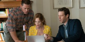 John Cena, Leslie Mann, and Ike Barinholtz in Blockers