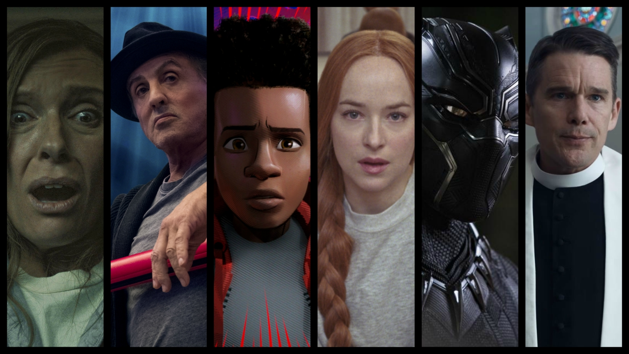 Top Ten Films of 2018